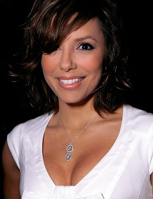 Eva Longoria Smiling Wallpaper