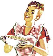 gringuitas en la cocina