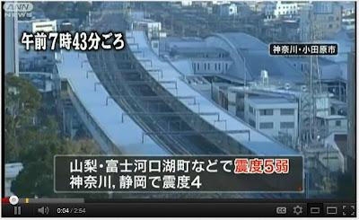 富士山地震