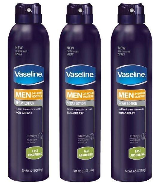 Dude à la peau sèche essaie Vaseline Men! C'est manly! par Simon Rivest