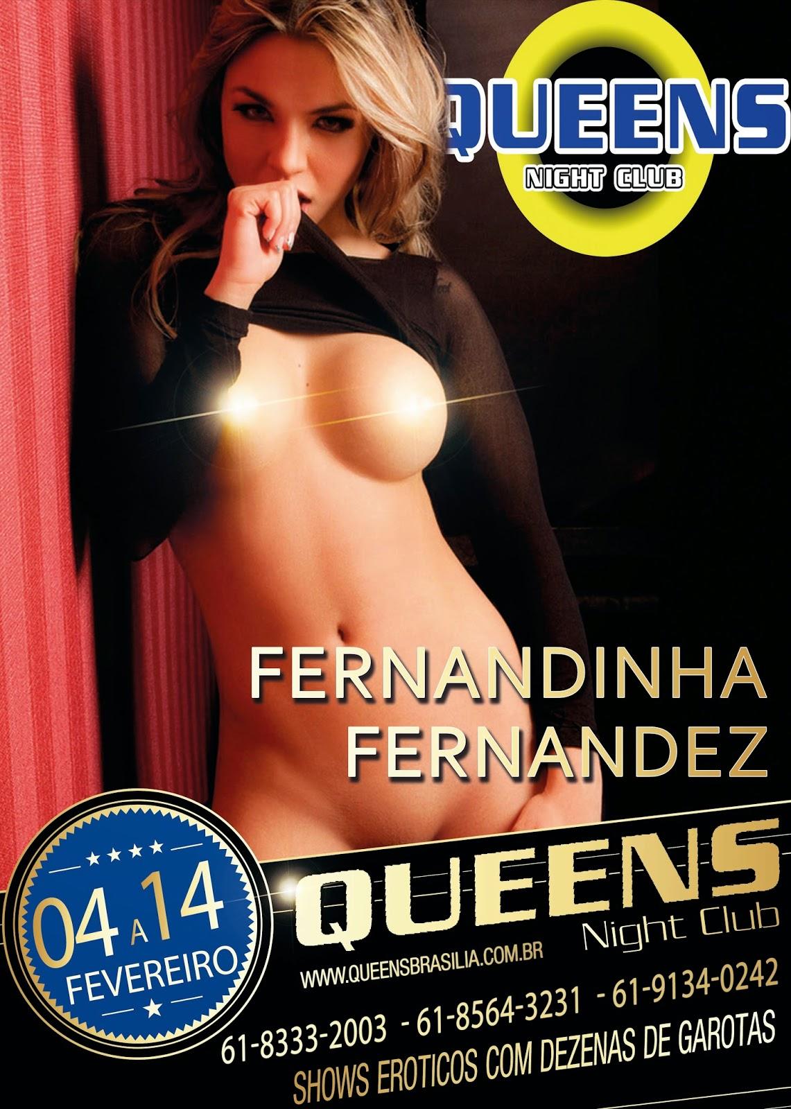 boate queens night club fernandinha fernandez
