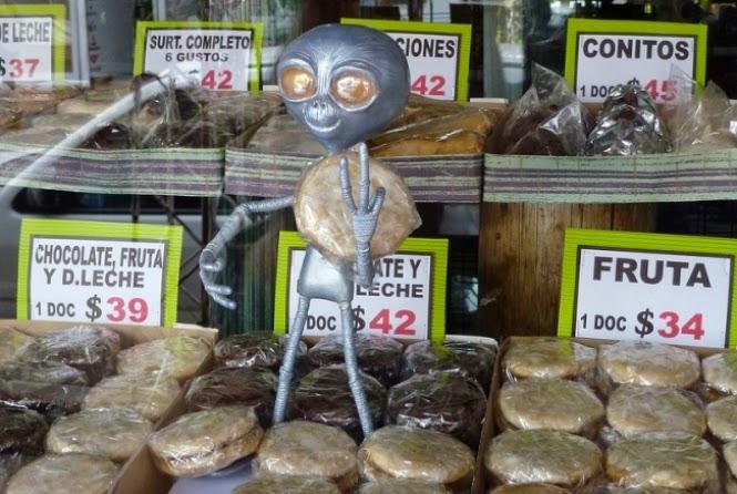 Fãs de óvnis se encontram na Argentin