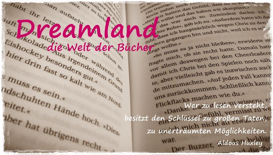 Dreamland die Welt der Bücher