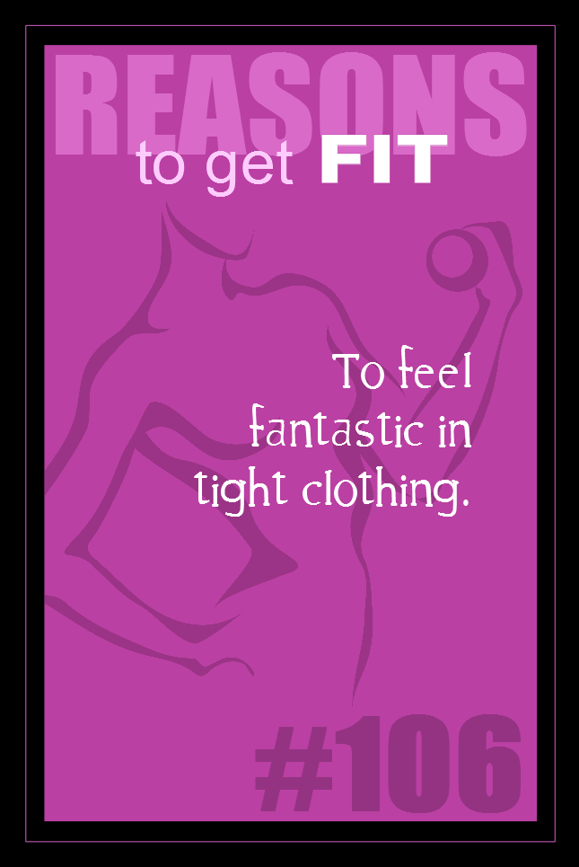 365 Reasons to Get Fit #106