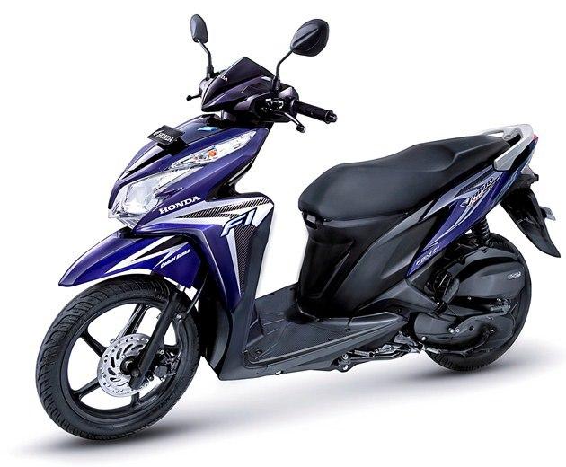 HARGA MOTOR BEKAS HONDA JAKARTA