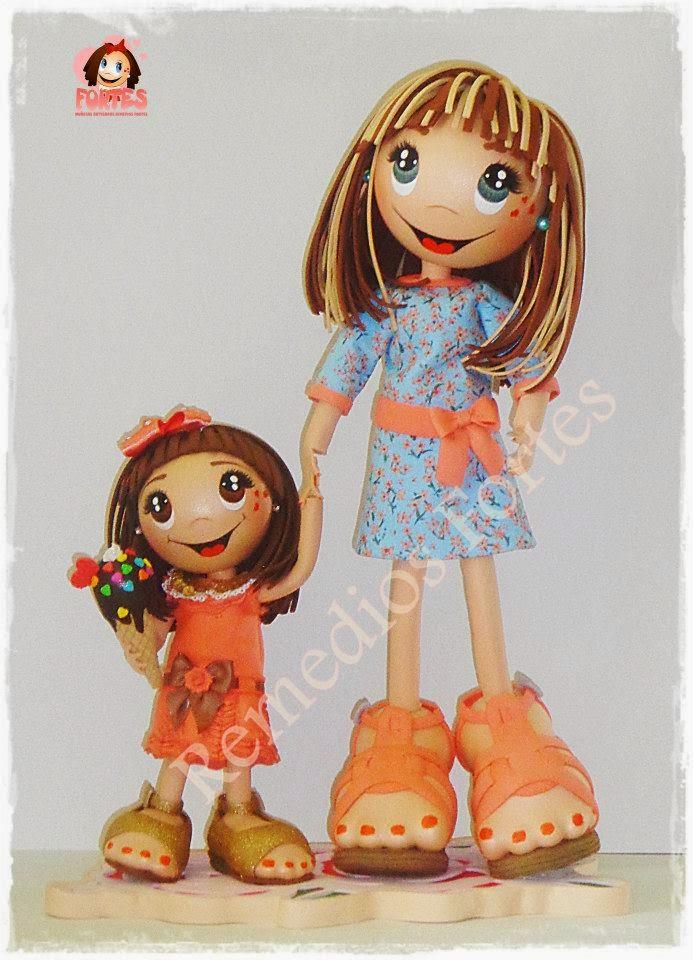 Delia y Elena
