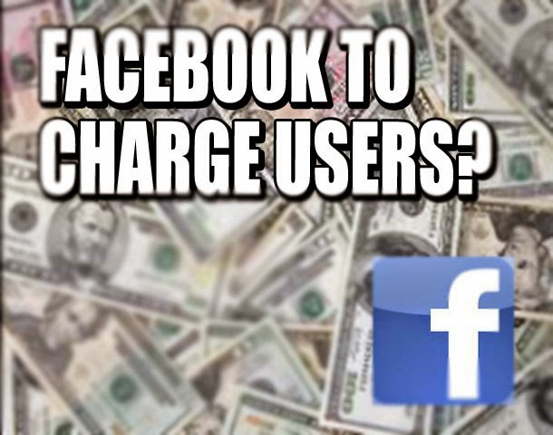 Facebook to Charge users $2.99/mo beginning on the 1st of November