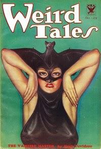Margaret Brundage & Weird Tales