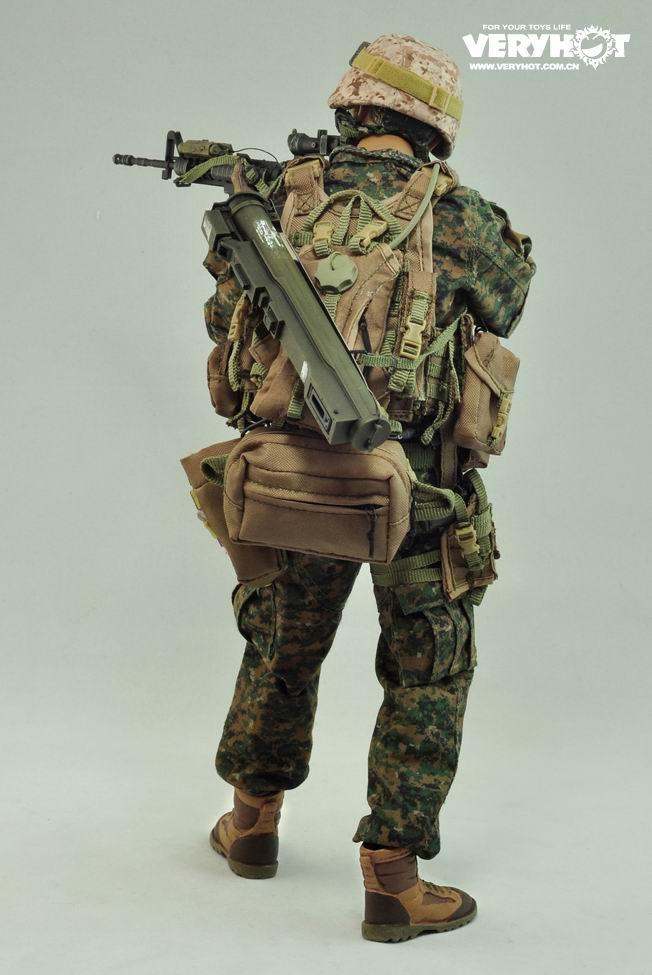 USMC Sniper 1//6 Very Hot Woodland MARPAT Uniform