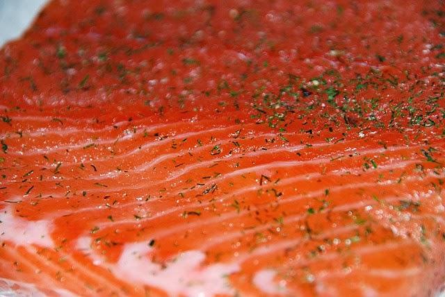 Recetas de cocina saludables y fáciles: Salmón marinado