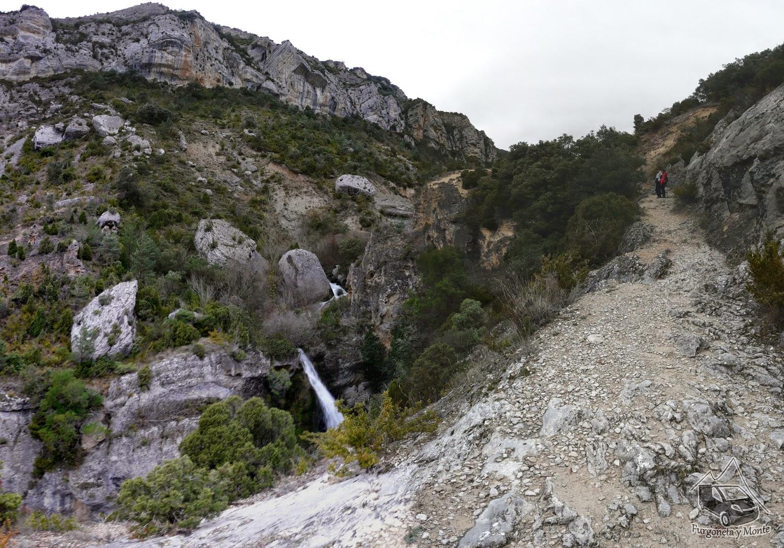 Desfiladero del río Puron