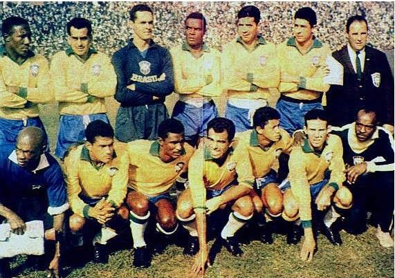 Copa do Mundo de 1962 : Brasil 4 x 2 Chile - Já se passaram 50 anos!