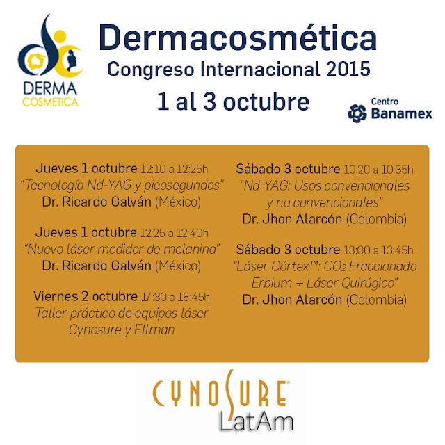 http://cynosurespain.blogspot.com.es/2015/08/cynosure-presenta-el-laser-vectus-en-Desmacosmetica-2015-Mexico.html