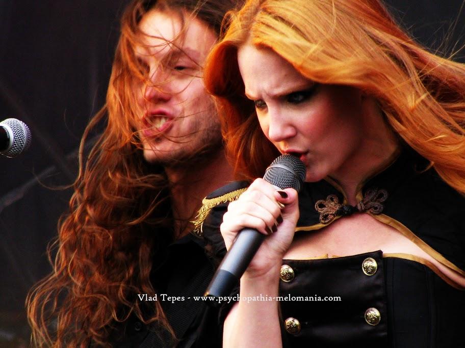 Mark Jansen & Simone Simons (Epica)