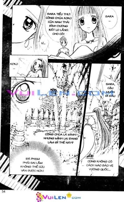 Viên Ngọc Nàng Tiên Cá Chapter 4 - Trang 54