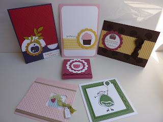 Stampin Up! Convention - Melbourne 2011 - Cute Cards
