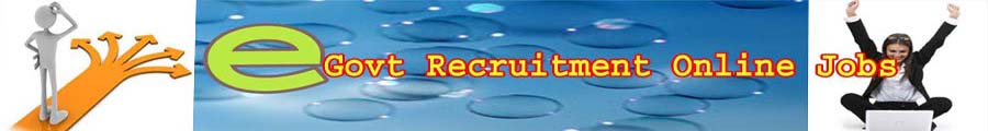 Govt Recruitment, Online Jobs, Results, Admit Card