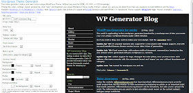 WordPress Theme Generator