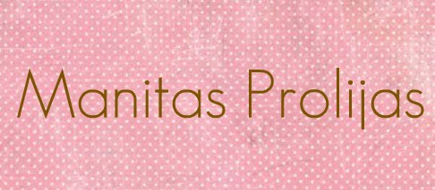 MANITAS PROLIJAS