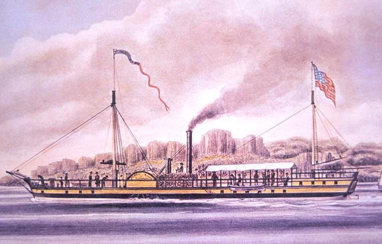 Camp Martin Travels Robert Fulton Birthplace