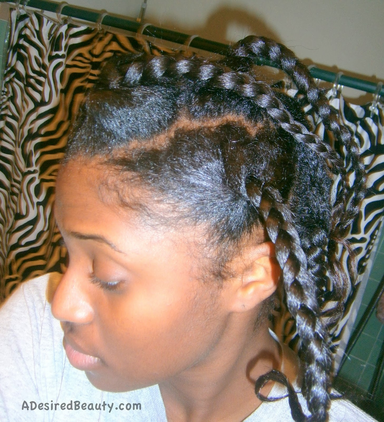 Henna Treatment For Natural Black Hair