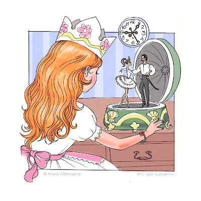 proyecto de creación de joyas para cabeza y pelo, la primera ilustración