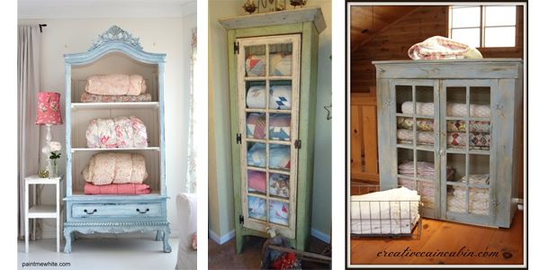 fort worth fabric studio: quilt storage ideas