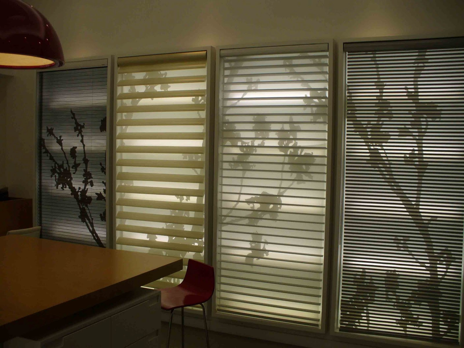 Empresas inauguraci n primer hunter douglas design center - Ultimas tendencias en cortinas ...