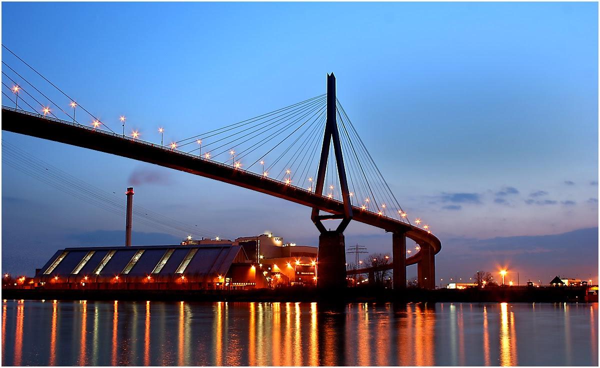 Köhlbrandbrücke, Hamborg