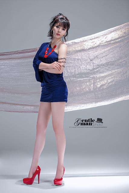 4 Super Lee Ji Woo - very cute asian girl - girlcute4u.blogspot.com
