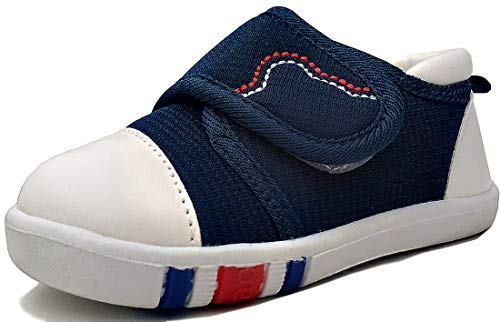 1ab9f115c3338 Baby Boy Shoes for Girls Boy 0 6 9 12 18 24 Months 1 2 Years Old Size 3 4 5  6 Blue 2019