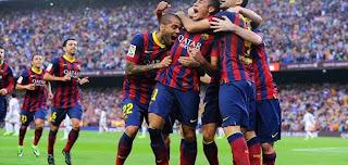 Barcelona 2 x 1 Atlético de Madrid