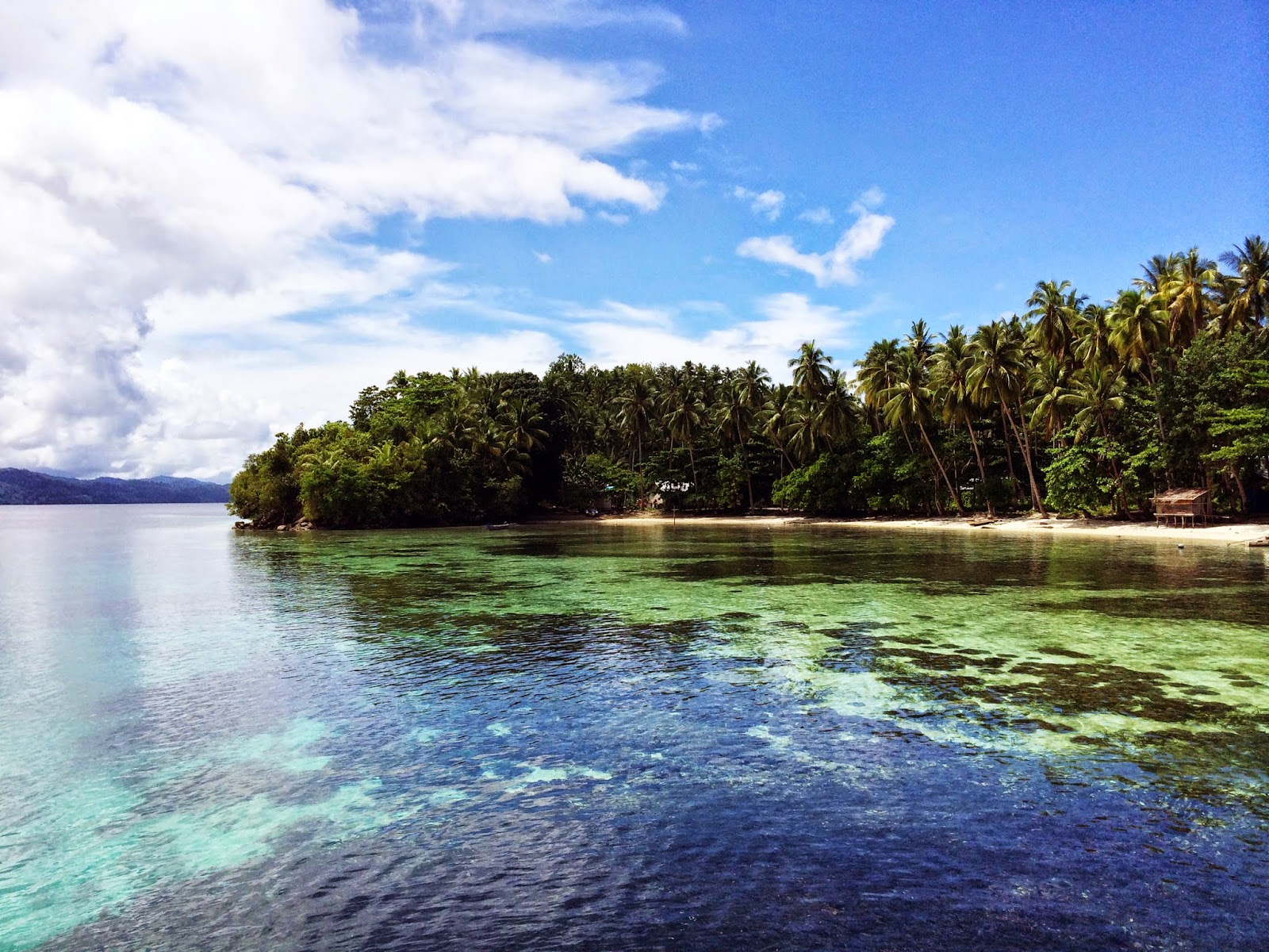 how to travel from jakarta to raja ampat