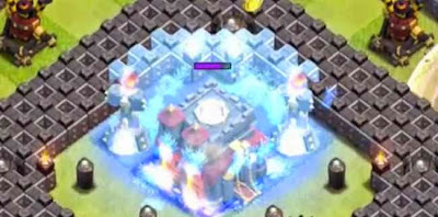 Mengalahkan Inferno Tower COC