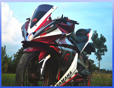 Foto Modifikasi Yamaha Vixion Sporty