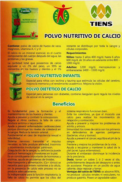 Osteopenia osteoporosis artritis artrosis calcio biologico tiens phone 57 319 3758041 colombia - Alimentos para mejorar la artrosis ...