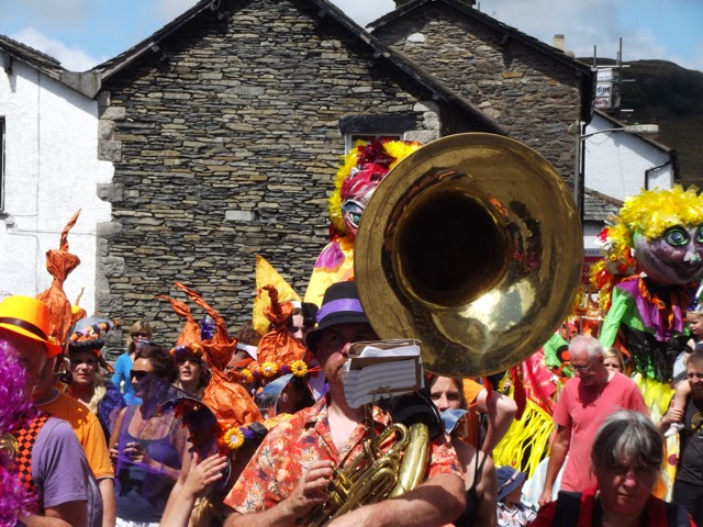 Staveley Carnival 2014
