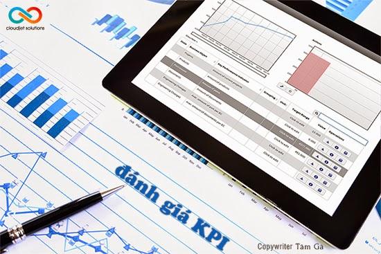 KPI đánh giá nhân viên với Cloudjet Solutions