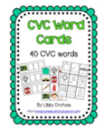 http://www.teacherspayteachers.com/Product/CVC-Word-Card-Activities-40-Words-926927