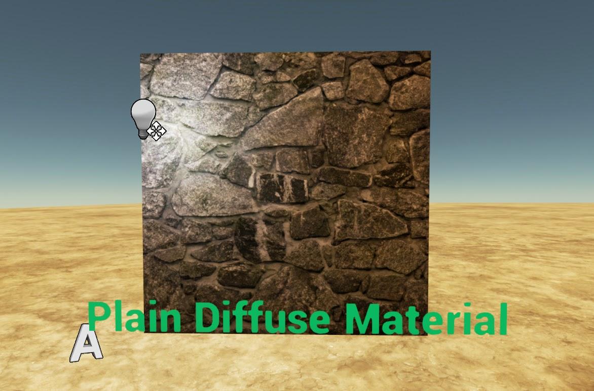 Plain diffuse 1