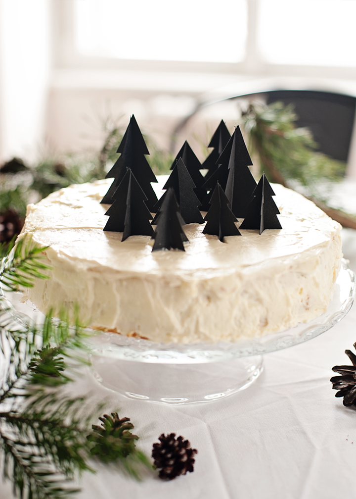Cake Designs On Paper : SNoMYS Decoration boule - IKEA Neige & fetes / Snow ...