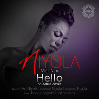 Hello (Adele Cover) by Niyola