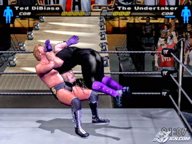 Free Download Smackdown Here Comes The Pain Game Full 3D