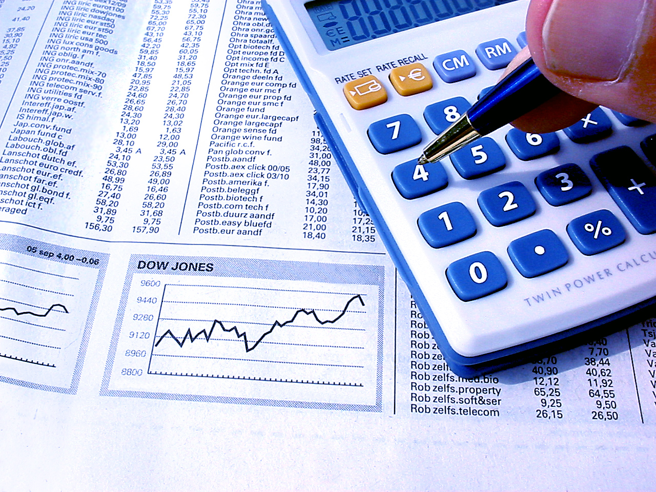 imagen economia contabilidad: