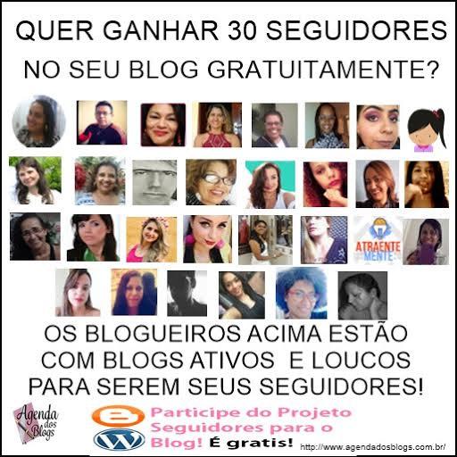 Projeto seguidores para blogs