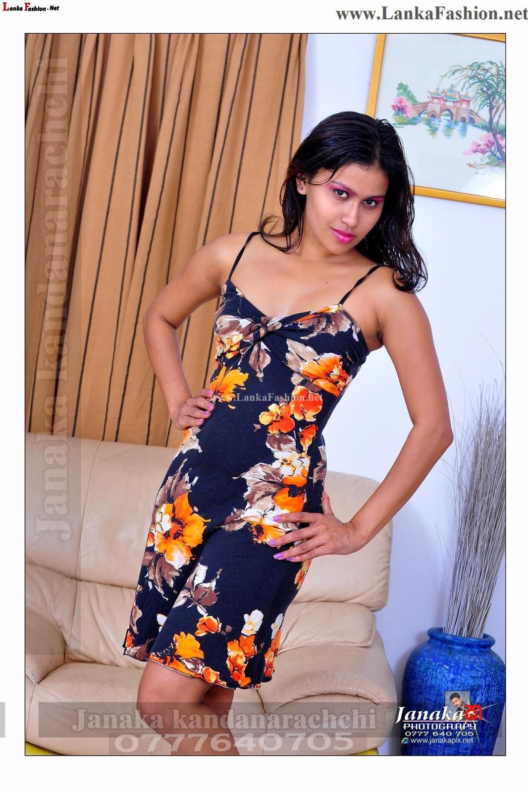 Chathu Paba Dilhara sri lankan model