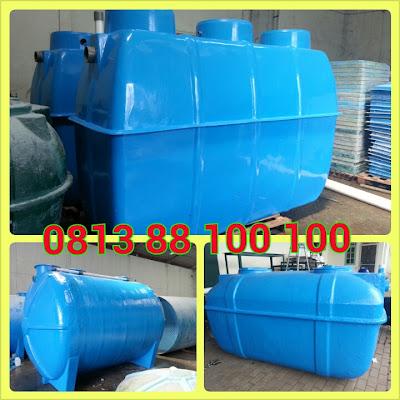 septic tank fibreglass, septic tank modern dan baik, biofil asli, biotech