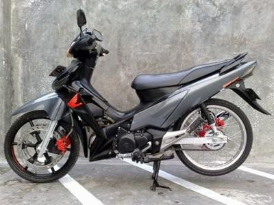 Artikel Terkait Modifikasi Honda Supra X 125 : title=