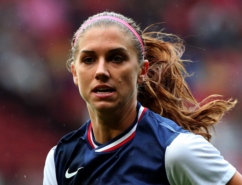 Alex Morgan Profile And Latest Pictures 2013 All