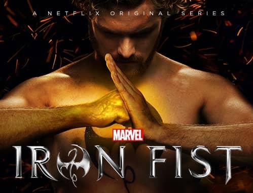 Iron Fist serie online